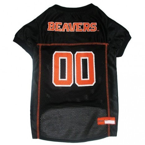 OREGON STATE DOG JERSEY, NCAA - Bones Bizzness