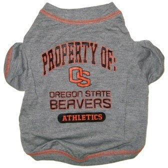 OREGON STATE DOG TEE SHIRT, NCAA - Bones Bizzness