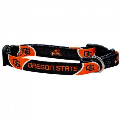 OREGON STATE DOG COLLAR, NCAA - Bones Bizzness