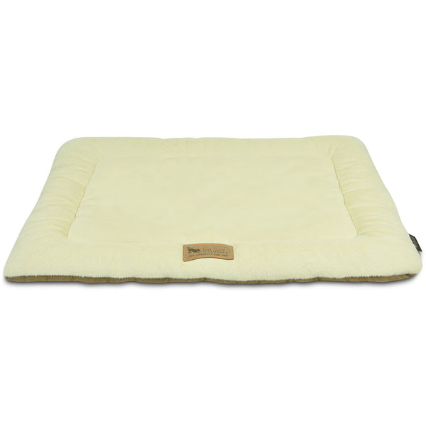 PLAY CREAM ECO-FRIENDLY CHILL DOG MAT/PAD, Rugs - Bones Bizzness
