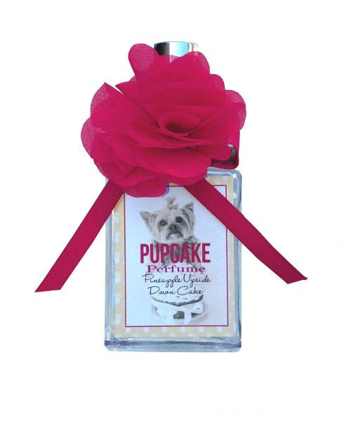 PINNEAPLE UPSIDEDOWN CAKEPUPCAKE DOG FRAGRANCE - ALL NATURAL, Groom - Bones Bizzness