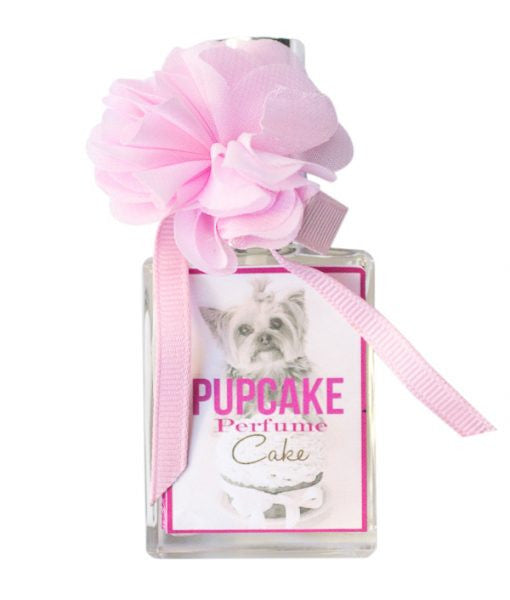 CAKE PUPCAKE DOG FRAGRANCE - ALL NATURAL, Groom - Bones Bizzness