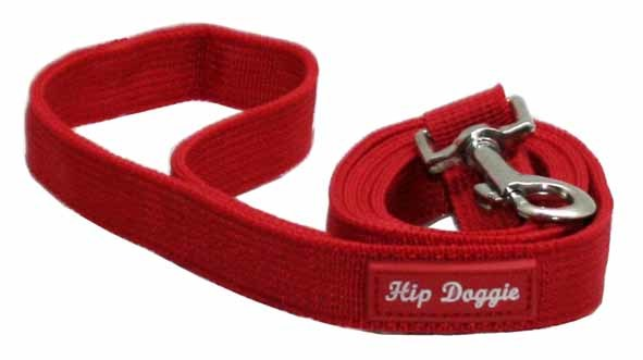 RED MESH MATCHING LEASH