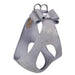 PLATINUM GLITZERATI BIG BOW STEP IN HARNESS