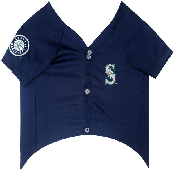 SEATTLE MARINERS DOG JERSEY, MLB - Bones Bizzness