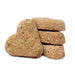 SKIN 100% NATURAL BAKED TREAT - FEATURING FLAX SEEDS AND KIWI FRUIT, Treats - Bones Bizzness