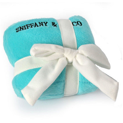 SNIFFANY & CO. DOG TOY SMALL, Toys - Bones Bizzness
