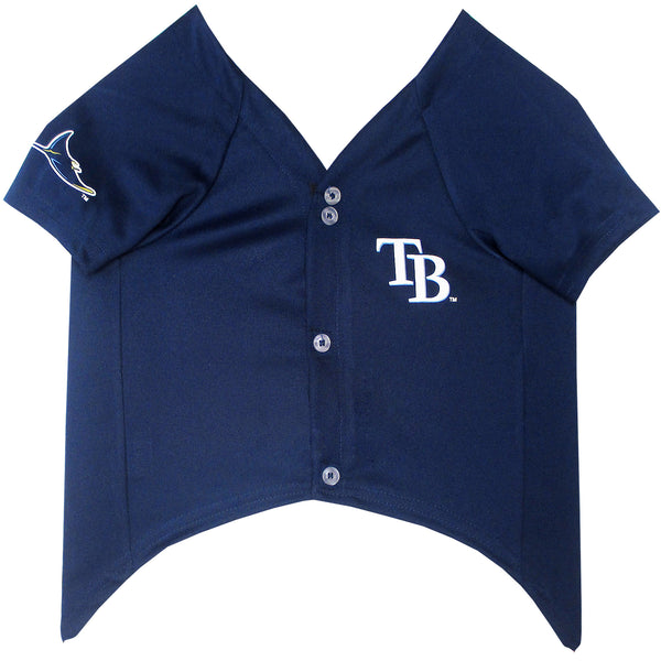 TAMPA BAY RAYS DOG JERSEY – NEW!, MLB - Bones Bizzness