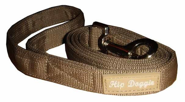 TAN MESH MATCHING LEASH