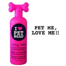 DIRTY TALK DEODORIZING DOG SHAMPOO, Groom - Bones Bizzness