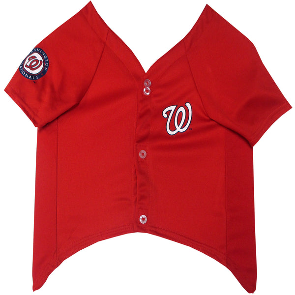 WASHINGTON NATIONALS DOG JERSEY, MLB - Bones Bizzness