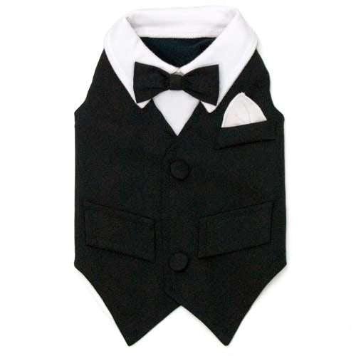 WILLIAM TUX VEST, VESTS - Bones Bizzness