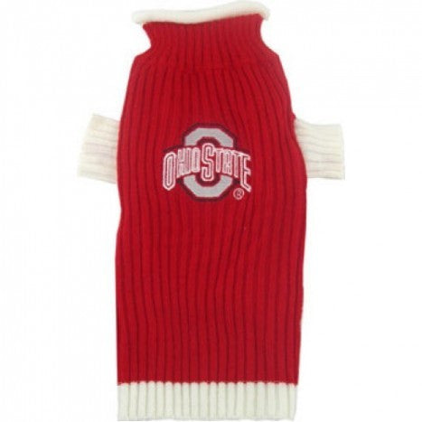 OHIO STATE DOG SWEATER, NCAA - Bones Bizzness