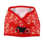 AMERICAN RIVER CHOKE FREE DOG HARNESS HOLIDAY LINE - CANDY CANE