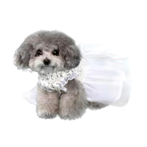 AURORA DOG WEDDING DRESS