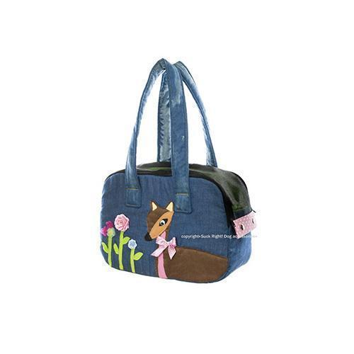 BAMBI ZIPPER DOG CARRIER