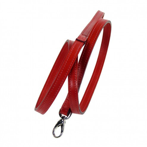 BARCLAY IN FERRARI RED DOG LEAD