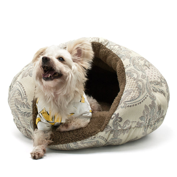 BAROQUE BURGER DOG BED, Beds - Bones Bizzness