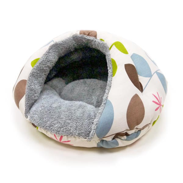 LEAF BURGER DOG BED, Beds - Bones Bizzness