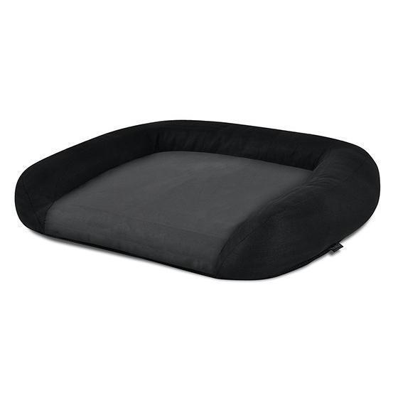 CALIFORNIA DREAMING MEMORY FOAM DOG BED - ALCATRAZ BLACK