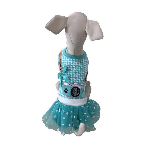 Sniffany Camera Dog Dress