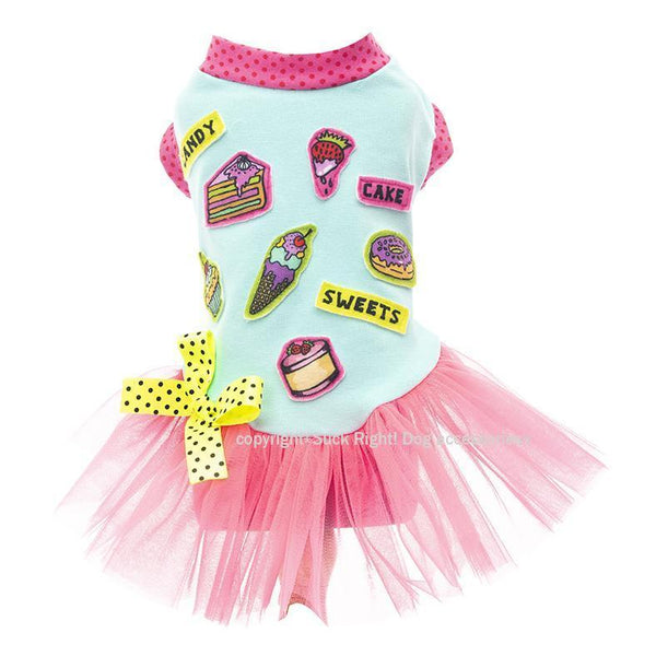 CANDY SHOP DOG DRESS