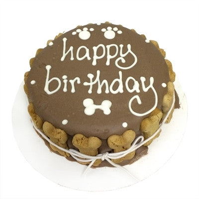 BUBBA ROSE - CAROB BIRTHDAY CAKE (SHELF STABLE)
