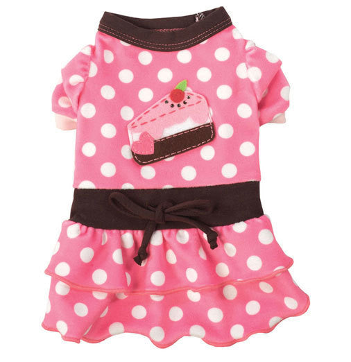 PINK DELICIOUS DOG DRESS, Dress - Bones Bizzness