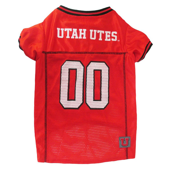 UNIVERSITY OF UTAH DOG JERSEY, NCAA - Bones Bizzness