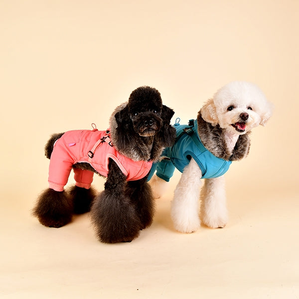 EVELYN DOG JUMPER COAT HOODIE, Shirts Tanks & Tees - Bones Bizzness