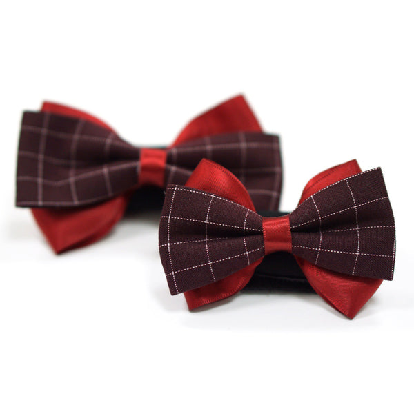 GENTLEMAN BOWTIE 12, ACCESSORIES - Bones Bizzness