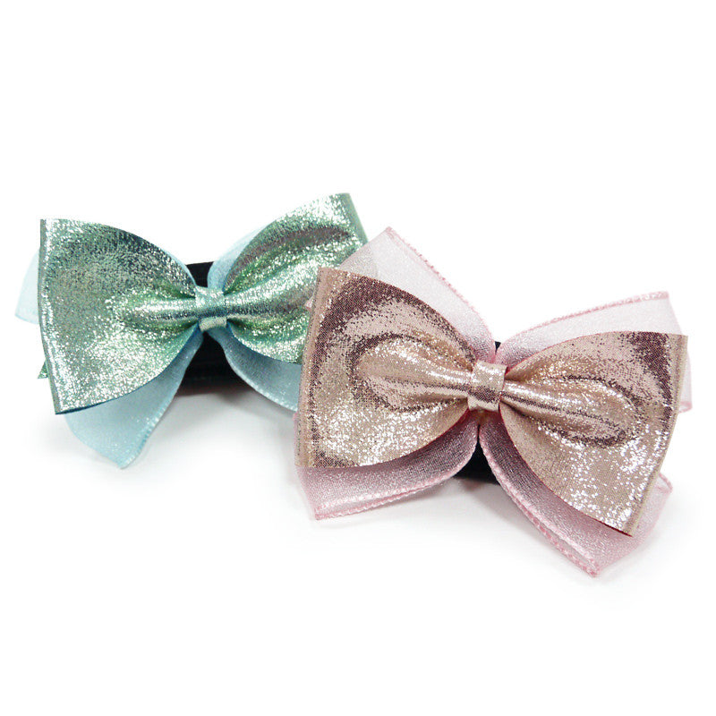 EASYBOW GLITTER DOG BOW 1, ACCESSORIES - Bones Bizzness