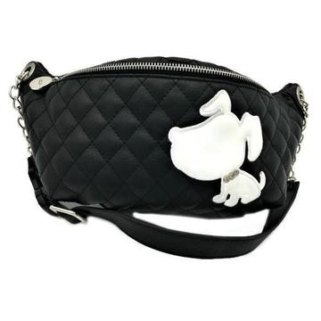 Fanny Pack Dog Poop Bag Holder Doggie Style