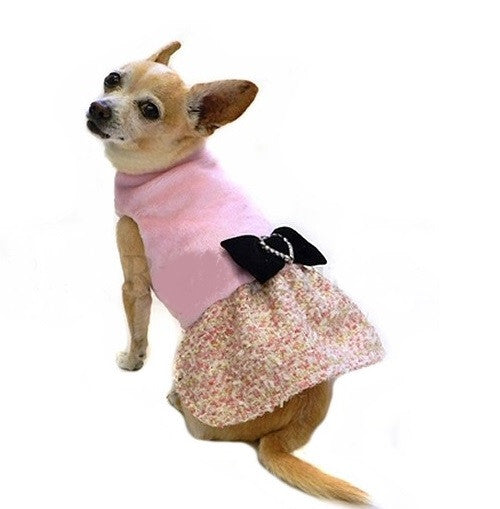 GIGI DOG DRESS, Dress - Bones Bizzness