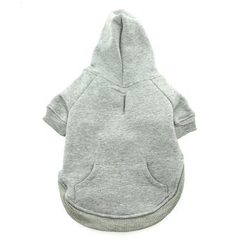 FLEX-FIT DOG HOODIE - GREY