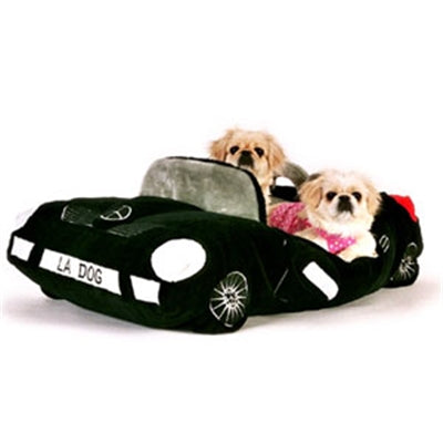 FURCEDES CAR DOG BED, Beds - Bones Bizzness