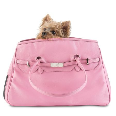 KATIE DOG CARRIER - PINK