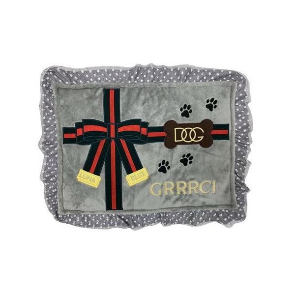 GRRRCI PLUSH DOG MAT