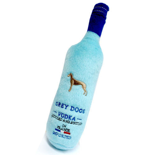 GREY DOGS VODKA DOG TOY, Toys - Bones Bizzness