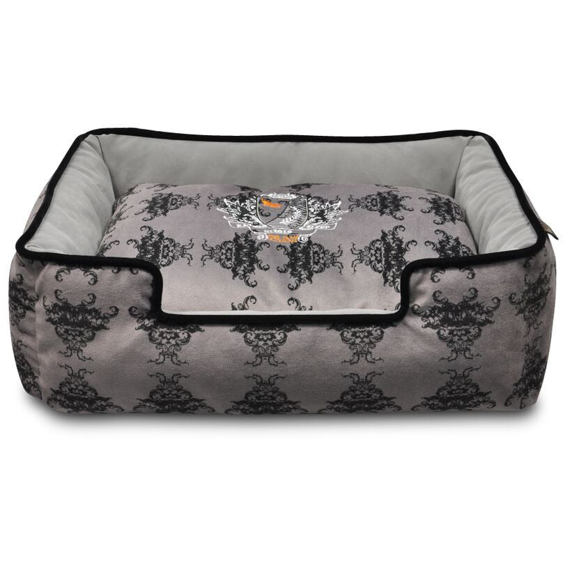 ROYAL CREST LOUNGE DOG BED, Beds - Bones Bizzness