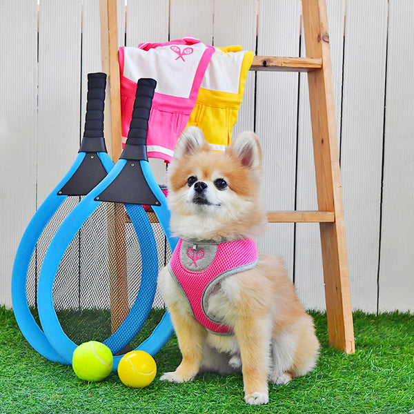 SPORT PUPPIA DOG HARNESS A - PINK