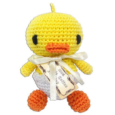 THE BABY DUCK DOG TOY, Toys - Bones Bizzness