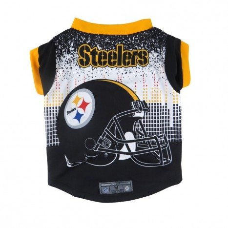 PITTSBURGH STEELERS PERFORMANCE TEE SHIRT, NFL Jerseys - Bones Bizzness