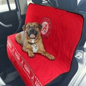 ALABAMA CRIMSON TIDE CAR SEAT COVER, NCAA - Bones Bizzness