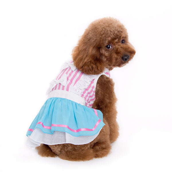 LITTLE ALICE DOG DRESS, Dress - Bones Bizzness