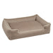 GOLD LOUNGE DOG BED, Beds - Bones Bizzness