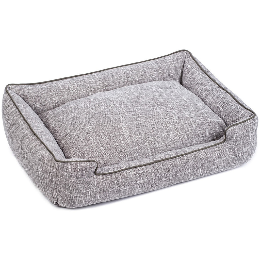 HARPER GRIS LOUNGE BED, Beds - Bones Bizzness