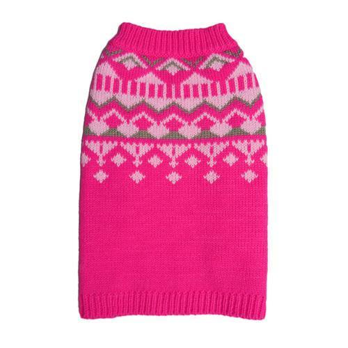 MASON DOG SWEATER - PINK