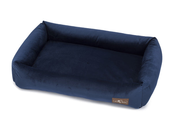 VINTAGE ROYALE MEMORY FOAM CUDDLER BED, Beds - Bones Bizzness