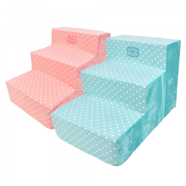 PALOMA STAIRS - INDIAN PINK / MINT